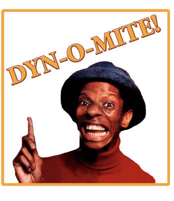 Image result for dyno-mite jimmy walker