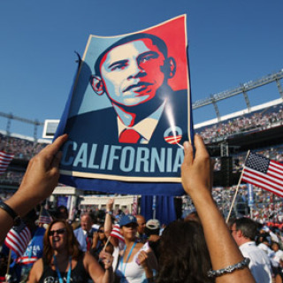 California is Obama's Dream