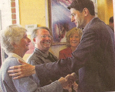 Paul Ryan. Seniors love him