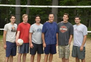 Mitt and his five sons
