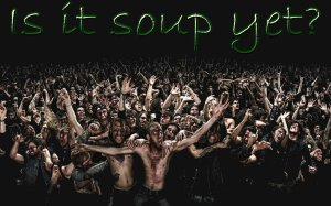 Cannibal soup