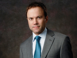 David Rhodes, President of CBS News and brother of Ben Rhodes